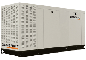 Generac's Commercial Series Generators