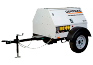 Generac's Mobile Lite Power Generators