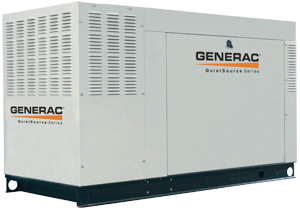 Generac's QuietSource Series Generators