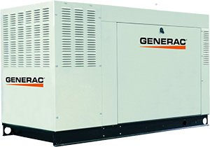 Innovative Electrical's page about Generac commercial generators