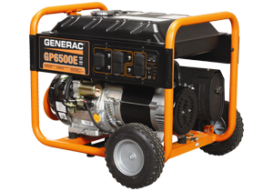 Generac's GP Series Portable Generators