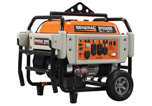 Generac's XP Series Portable Generators