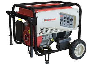 Portable Honeywell Generators NJ Image - Innovative Electrical Contracting