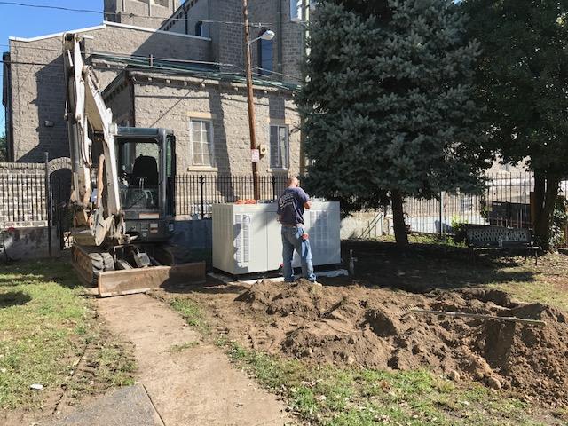 Generator Install, Trenton, New Jersey