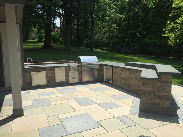 Electrical Wiring Outdoor Kitchen - Wyckoff, NJ