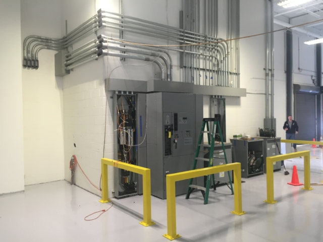 Installation of Electric Service Switchgear – Fairfield, NJ