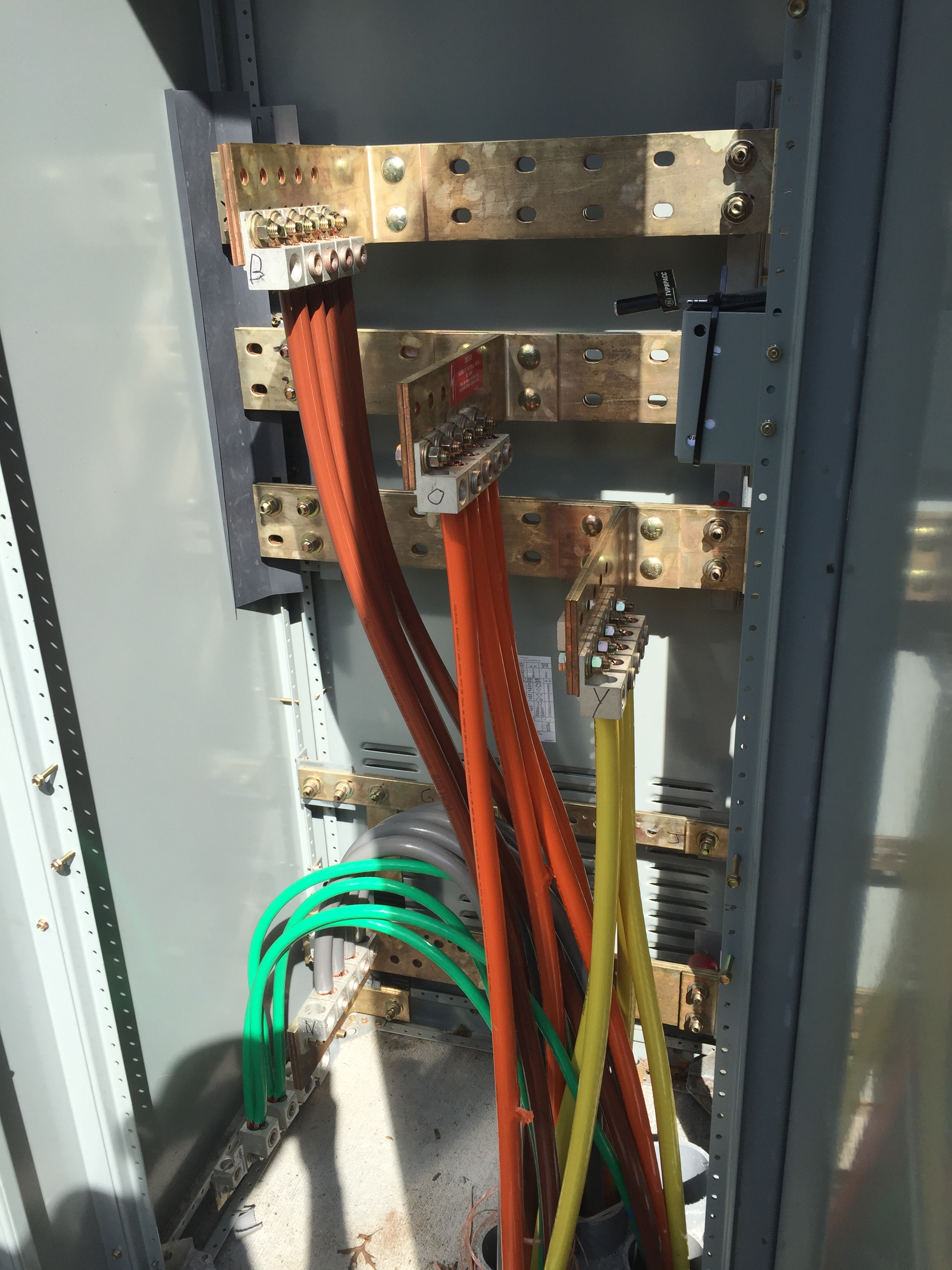 Transfer Switch Installation