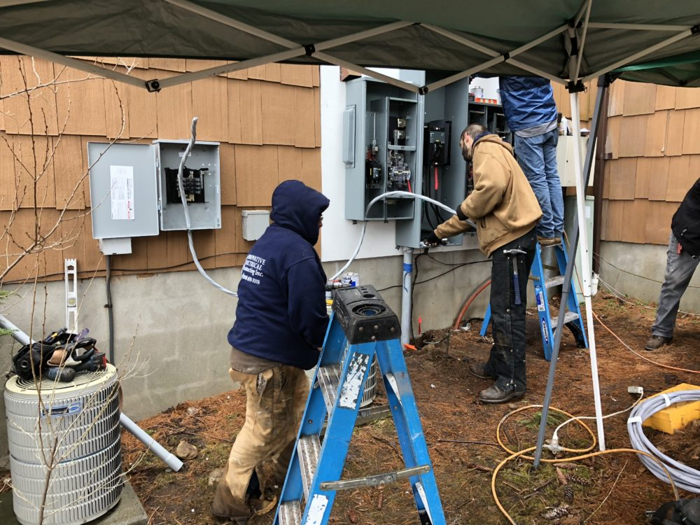Meter Replacement - Rustic Ridge Apartments, Rockaway NJ