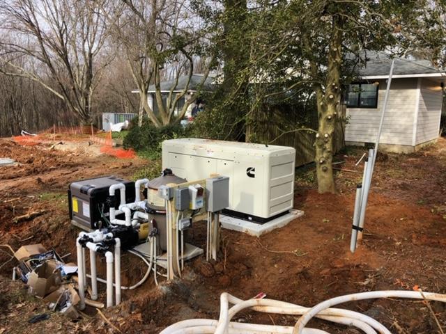 30 KW Cummins Residential Natural Gas Generator