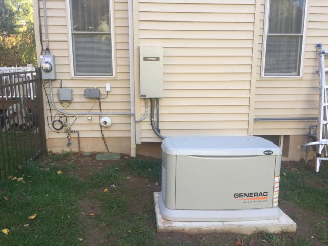 Cedar Knolls New Jersey 22KW Generac Generator