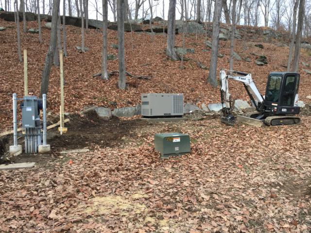Fredon New Jersey 30 kW Kohler generator