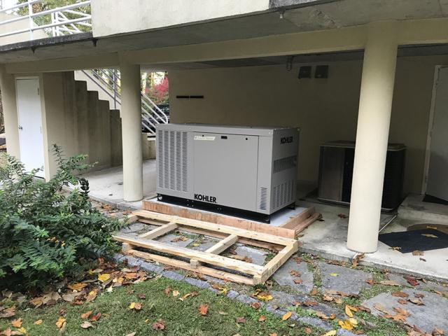 30 KW Kohler Generator Mendham NJ