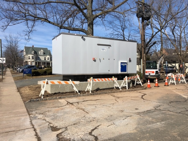 Montclair, NJ Municipal Building Cummins Diesel Generator