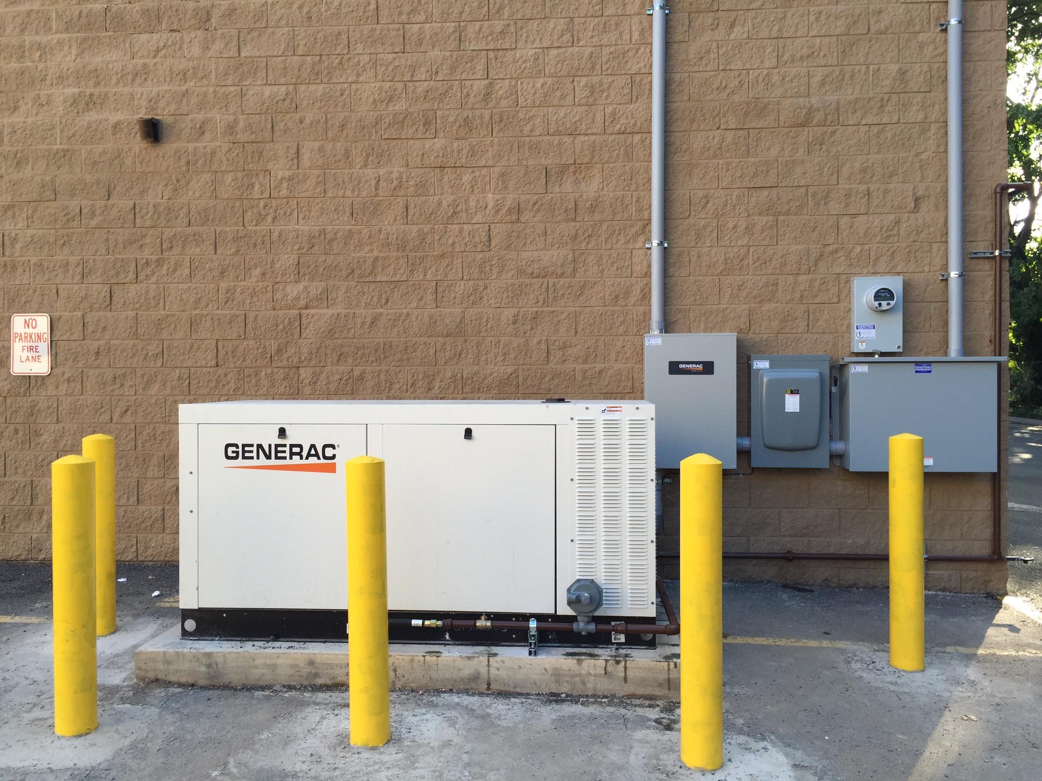 70kw Generac Commercial Generator - Rochelle Park, NJ