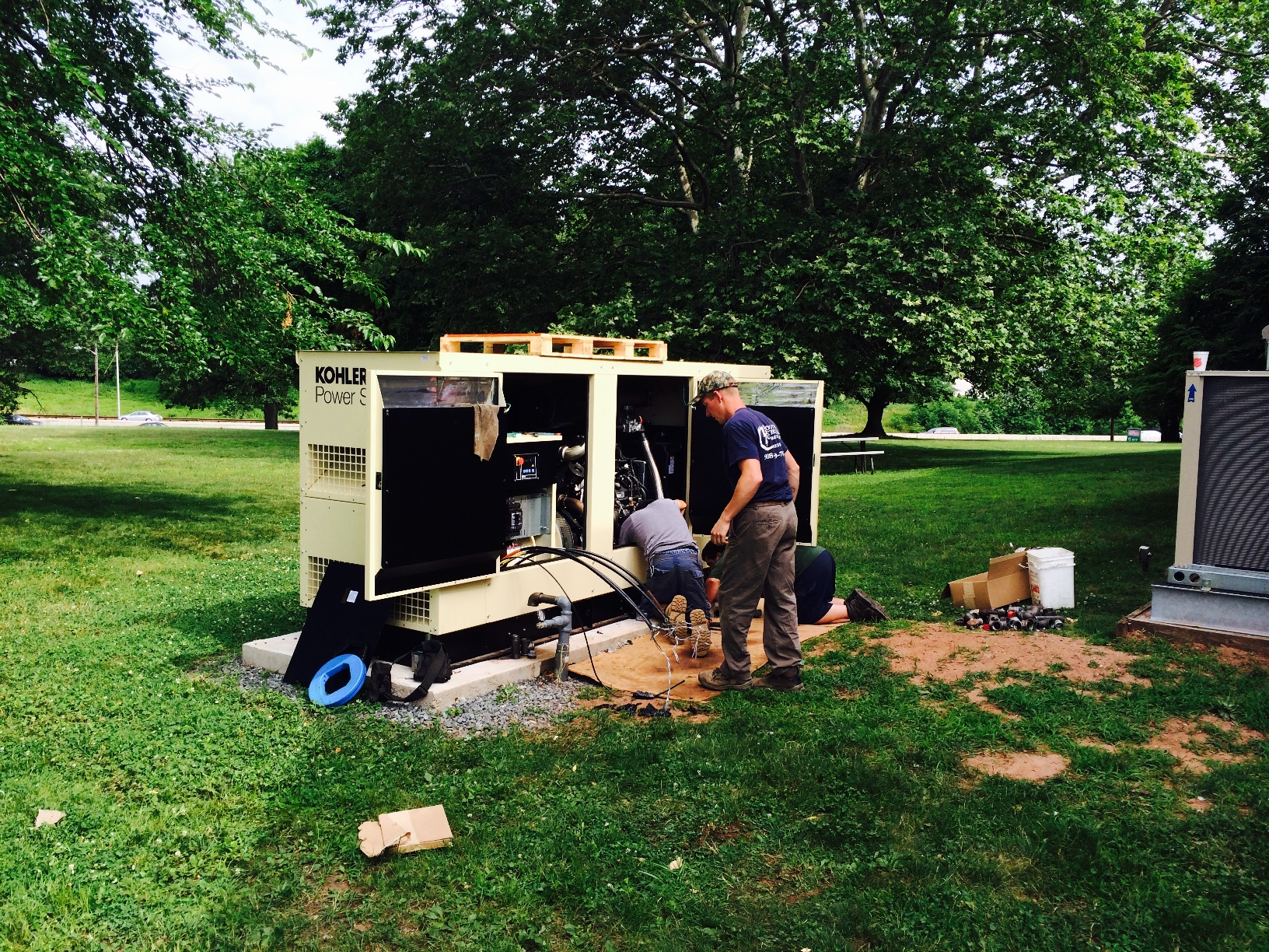 125kw Kohler Commercial Generator - Union, NJ