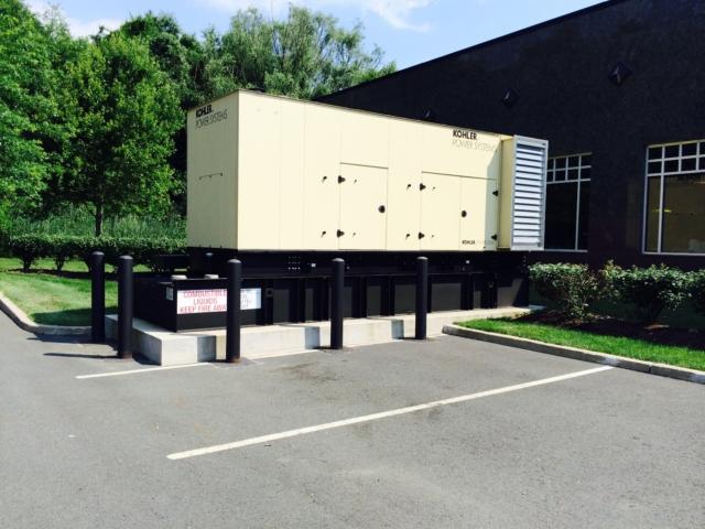 350kw Diesel Kohler Commercial Generator - Bridgewater, NJ
