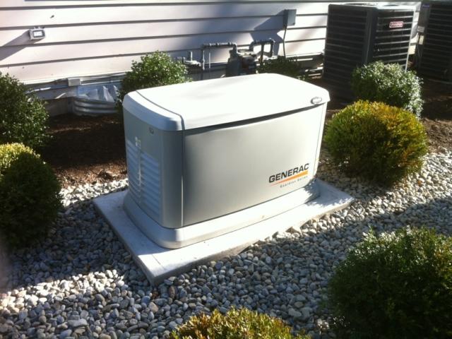 20kw Generac Residential Generator - Chatham, NJ