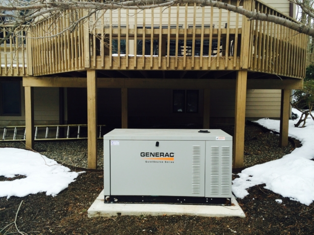 27kw Generac Residential Generator - Morris Township, NJ